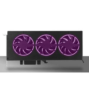 CARTE GRAPHIQUE INTERNE Refroidisseur de carte graphique,Ventilateur de ra