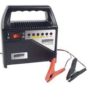 CHARGEUR MACHINE OUTIL MANNESMANN Chargeur de batterie M12725 - 6-12 V -