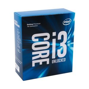 PROCESSEUR Intel Processeur Kaby Lake - Core i3-7320 - 4.1GHz