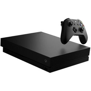 CONSOLE XBOX ONE Microsoft Xbox One X Console de jeux 4K HDR 1 To H