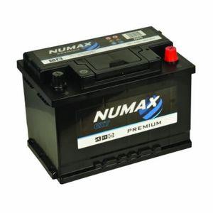 STATION DE DEMARRAGE Batterie de démarrage Numax Premium L3 096 12V 70A