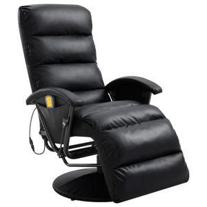 FAUTEUIL Fauteuil de massage électrique Fauteuil relax Rela