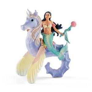 FIGURINE - PERSONNAGE Figurine Miniature SCHLEICH Bayala: Isabelle Sirèn