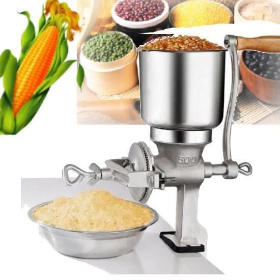 Moulin à Céréales Moulin à Grains Manuel Outil de Cuisine -AR -HB065