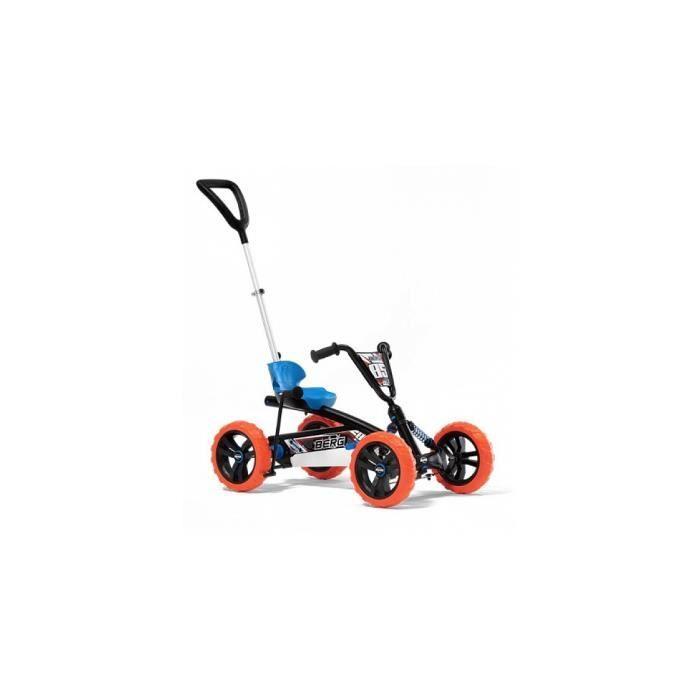 Kart a pedales BERG Buzzy Nitro 2 en 1 - Référence : 24.32.00.00