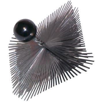 Brosserie - Hérisson acier trempé à boule 250mm…