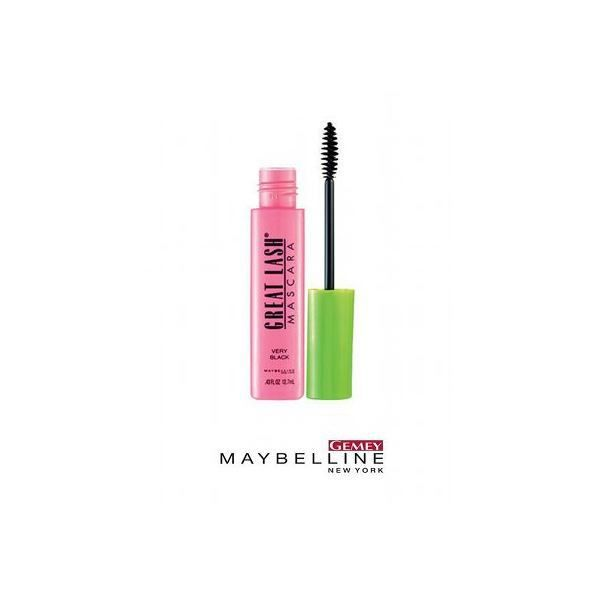 Maybelline New York - Mascara Longueur - Great Lash - Noir - 12,5 ml