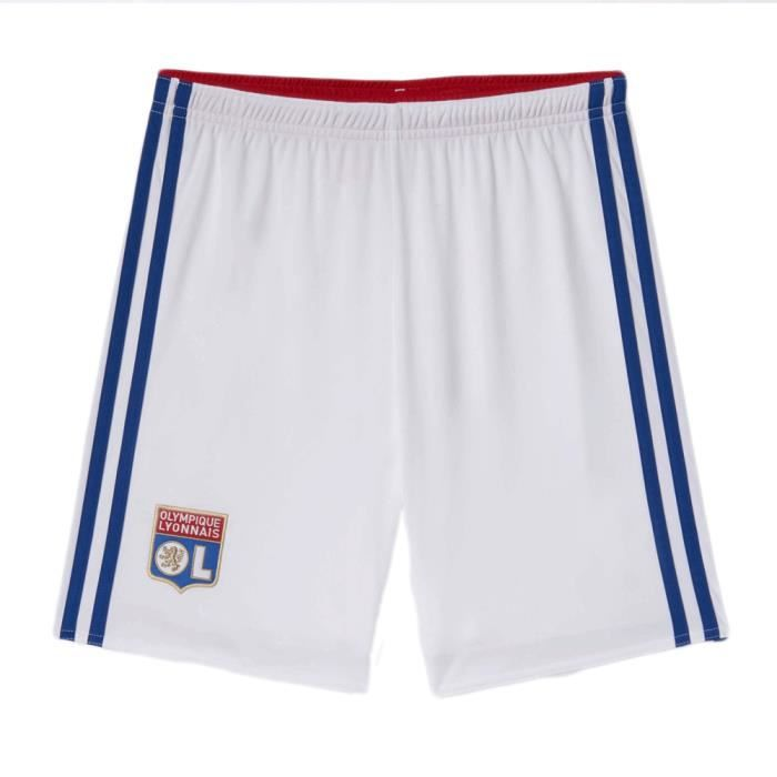 Short LYON Enfant Domicile OL 2014-2015 DESTOCKAGE Football