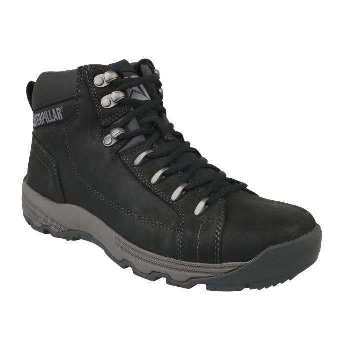 Caterpillar Supersede P719133 chaussures de randonnée pour homme Noir