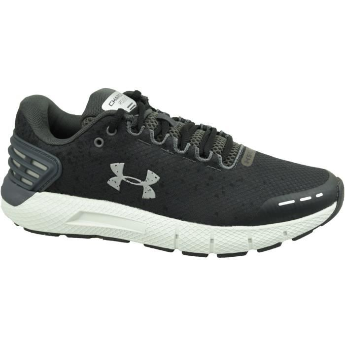 Under Armour Charged Rogue Storm 3021948-001 chaussures de running pour homme Noir