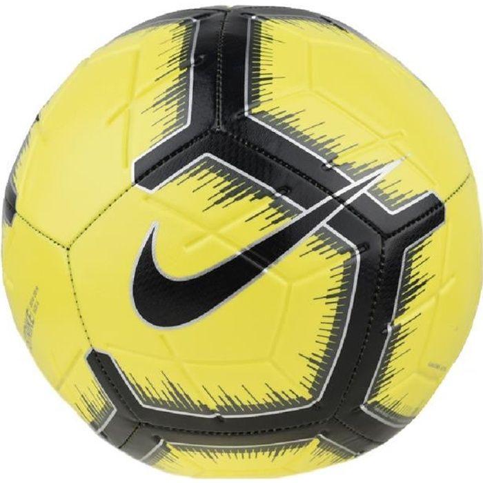 Ballon de foot Jaune Nike Strike