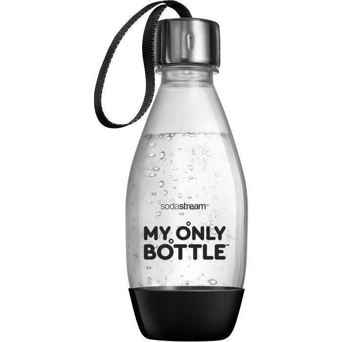 SODASTREAM Ma petite bouteille style 0,5L noire lave-vaisselle NOUVEAU