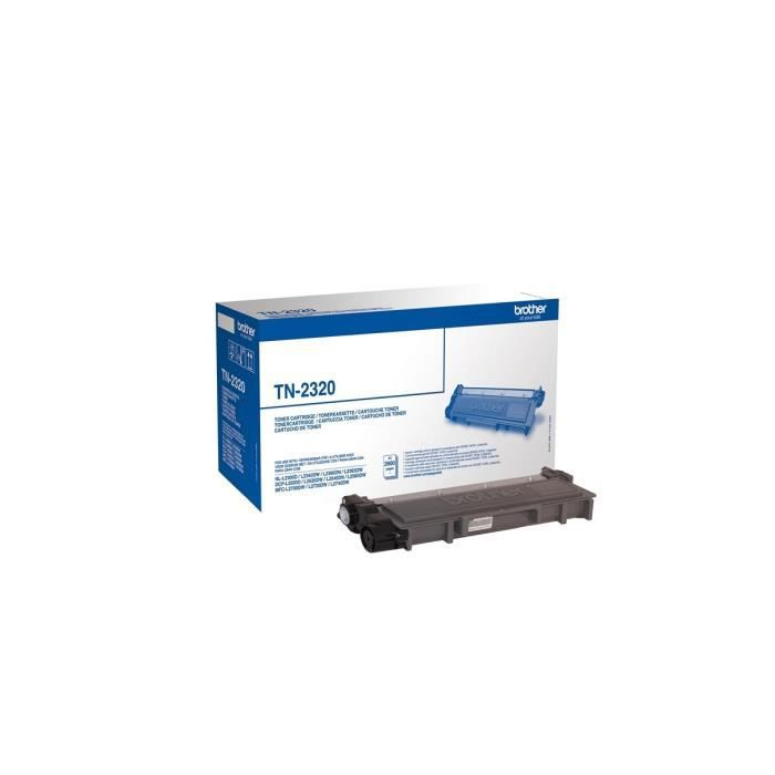 Brother TN-2320 Kit Toner Laser (26000 pages)