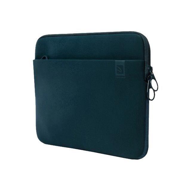 Tucano Top Second Skin Housse d'ordinateur portable 13- bleu pétrole