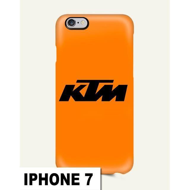 coque iphone 7 moto ktm