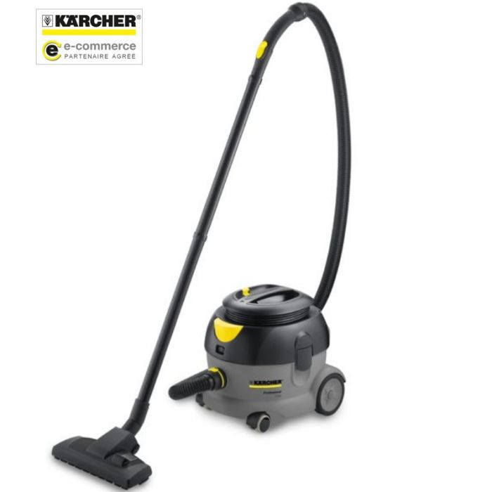 karcher aspirateur poussi res 12l 1300w t12 1 achat. Black Bedroom Furniture Sets. Home Design Ideas