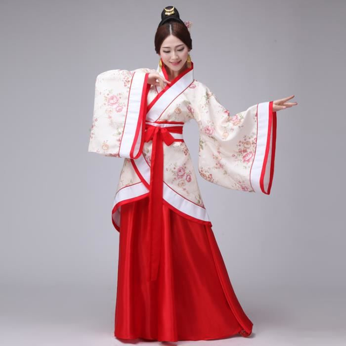 ancienne chinoise robe femme belle hanfu robe longue robe quju de f e l gante robe. Black Bedroom Furniture Sets. Home Design Ideas