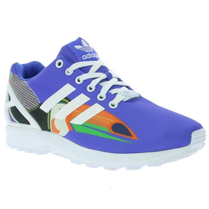 adidas torsion zx bleu