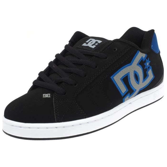 Chaussures skateboard Net noir armorv royal - Dc shoes 2ixExY