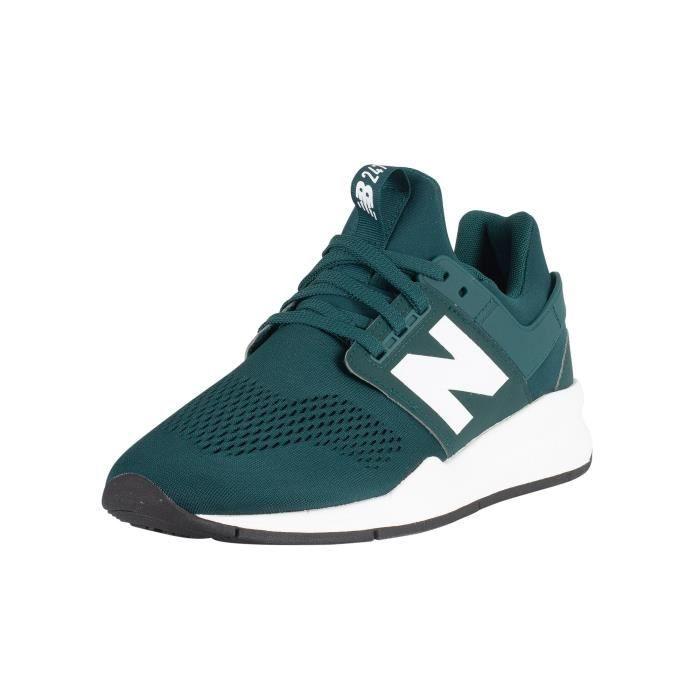 new balance hommes 247 vert