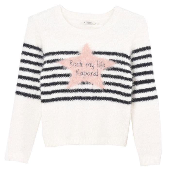 KAPORAL Danza Pull Fille - Taille 10 ans