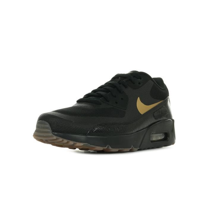 "BASKET Baskets Nike Air Max 90 Ultra 2.0 Essential ""Gold"
