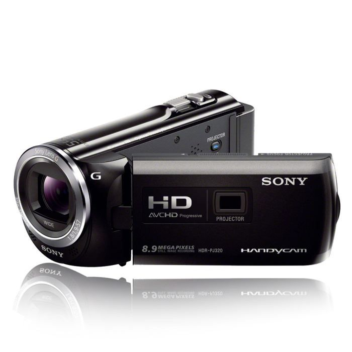 sony hdr pj320 cam scope full hd 1080p zoom x30 achat. Black Bedroom Furniture Sets. Home Design Ideas