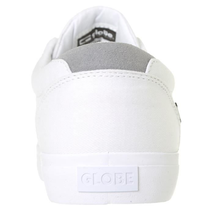 Chaussure Globe Willow Blanc-Blanc