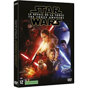 DVD FILM DVD Star Wars : Le Réveil de la Force