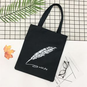 VALISE - BAGAGE Nouvelle coréenne toile sac art femme sac épaule s