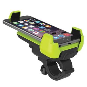 FIXATION - SUPPORT Support Moto Noir pour IPHONE Xs Max Smartphone Sc