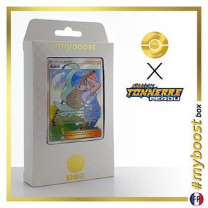 CARTE A COLLECTIONNER KAHILI 210-214 Dresseur Full Art - #myboost X Sole