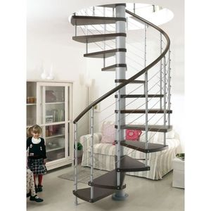 escalier colimacon achat vente escalier colimacon pas cher cdiscount. Black Bedroom Furniture Sets. Home Design Ideas