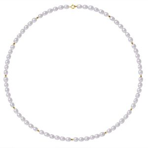 SAUTOIR ET COLLIER PERLINEA Collier Perles de Culture et Or Jaune 375