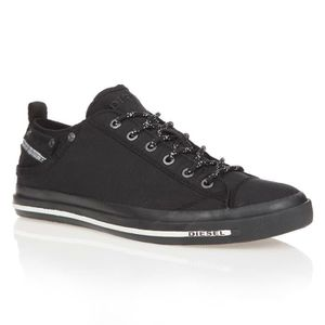 BASKET DIESEL Basket Y00321 Exposure Low Noir - Homme