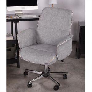 CHAISE DE BUREAU Homy Casa Chaise de bureau Fauteuil de bureau en T
