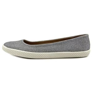 MOCASSIN Skimmi Sport Pointed Toe Synthetic Flats 3HRKPQ Ta