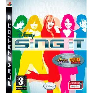 JEU PS3 Disney Sing It: Camp Rock PS3 - 118224