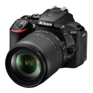 APPAREIL PHOTO RÉFLEX NIKON D5600 + AF-S DX 18-105mm f/3.5-5.6G ED VR GA