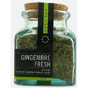 INFUSION Infusion gingembre fresh - Le bocal de 60 g