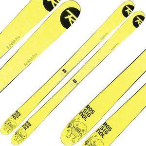 SKI Ski Scratch Pro Jr + Fix Marker Free 7