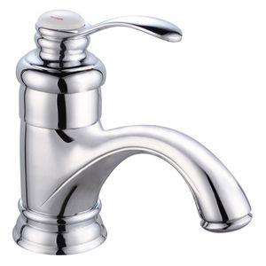 ROBINETTERIE SDB ROUSSEAU Mitigeur lavabo BYRON chromé