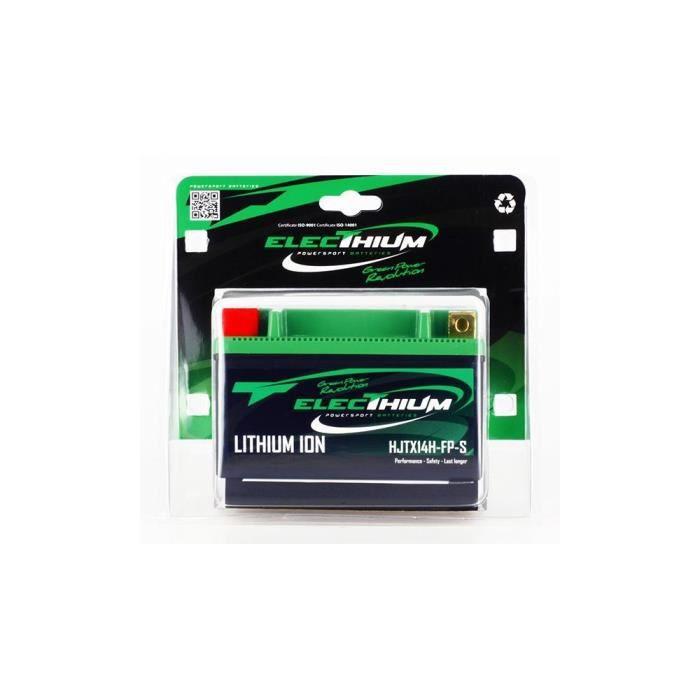 Electhium - Batterie Lithium pour BMW R 1200 S 2006 / 2009