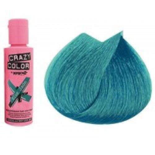 Coloration cheveux Crazy Color BLUE JADE