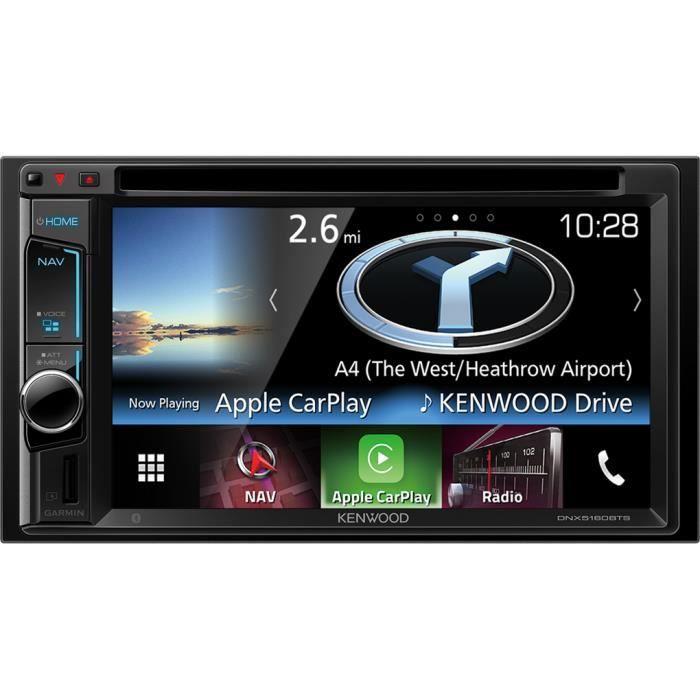 KENWOOD DNX5160BTS 2-Din Navigation mit Bluetooth