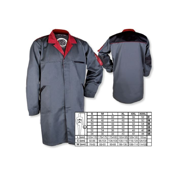 Manteau de travail S KRAFTWERK 36007S