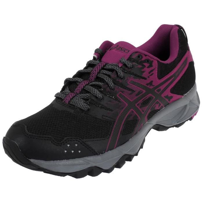 Chaussures running trail Sonoma 3 gel blk trail l - Asics