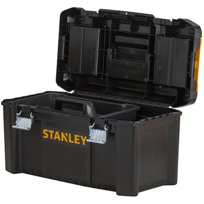 STANLEY BOITE A OUTILS CLASSIC LINE 50CM ATT.METAL