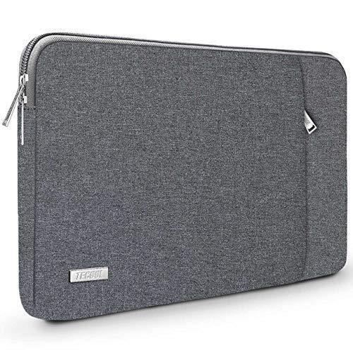 TECOOL 12,3-13 Pouces Housse Ordinateur Portable pour 2018 2019 2020 MacBook Air/Pro 13, HP Envy 13, Huawei Matebook 13, 12,3