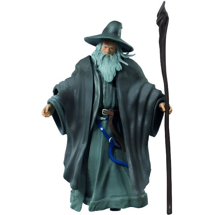 The Hobbit - Figurine Articulée Gandalf - 15cm